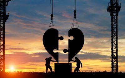 Werk is liefde zichtbaar gemaakt