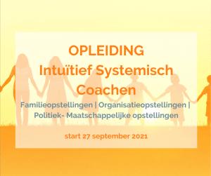 Opleiding Intuitief systemisch coachen